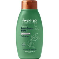 Aveeno Scalp Soothing Haircare Volumising Fresh Greens Blend Conditioner 354ml