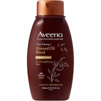 Aveeno Scalp Soothing Haircare Frizz Calming Almond Oil Blend Conditioner 354ml