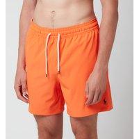 Polo Ralph Lauren Men's Traveller Swimming Trunks - Sailing Orange - XL