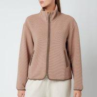 Varley Womens Berendo Fleece Jacket - Portabella - XS