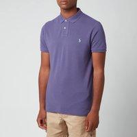 Polo Ralph Lauren Men's Mesh Polo Shirt - Juneberry - M