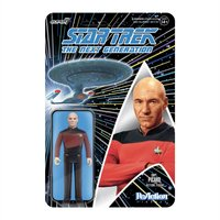 Super7 Star Trek The Next Generation ReAction Figure - Picard