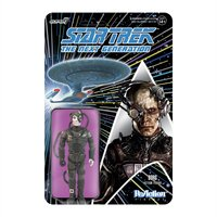 Super7 Star Trek The Next Generation ReAction Figure - Borg