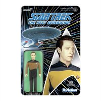 Super7 Star Trek The Next Generation ReAction Figure - Data