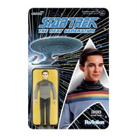 Super7 Star Trek The Next Generation ReAction Figure - Wesley Crusher