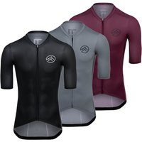 Fifty Four Degree Meso Jersey - S - Coal Black