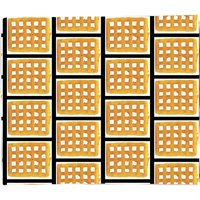 Waffle Fleece Blanket - M