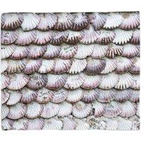 Seashells Fleece Blanket - M