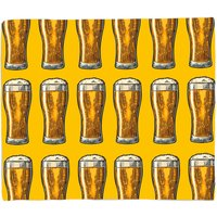 Beers Fleece Blanket - M