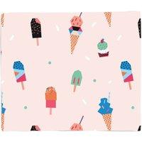 Sweet Treats Fleece Blanket - M