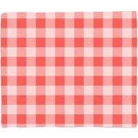 Baking Blanket Red Fleece Blanket - M