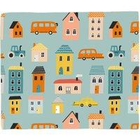 Little Village Fleece Blanket - M