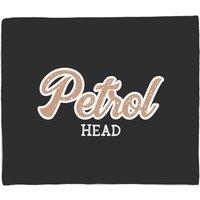 Petrol Head Fleece Blanket - S