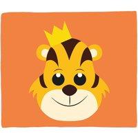 Tiger King Fleece Blanket - S
