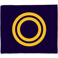 O Fleece Blanket - S