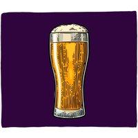 Beer Bed Throw