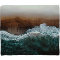 Moody Ocean Bed Throw