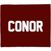 Embossed Conor Bed Throw
