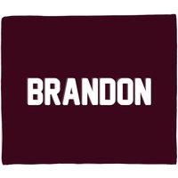 Embossed Brandon Bed Throw