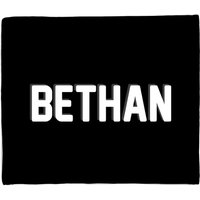 Embossed Bethan Bed Throw