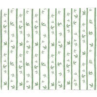 Bamboo Forest Bed Throw