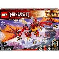 LEGO Ninjago Fire Dragon Attack Set (71753)