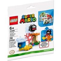 LEGO® Super Mario™: Fuzzy & Mushroom Platform Expansion Set (30389)