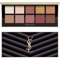 Yves Saint Laurent Exclusive Couture Colour Clutch Eyeshadow Palette - #3 Saharienne 50g