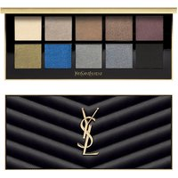 Yves Saint Laurent Exclusive Couture Colour Clutch Eyeshadow Palette - #4 Tuxedo 50g