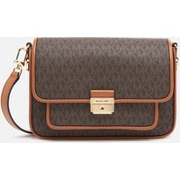 MICHAEL Michael Kors Women's Bradshaw Messenger Bag - Brown/Acorn