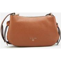 MICHAEL Michael Kors Womens Grand Messenger Bag - Luggage