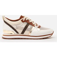 MICHAEL Michael Kors Women's Dash Running Style Trainers - Luggage Multi - UK 4