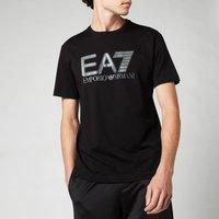 EA7 Men's Visibility T-Shirt - Black - XXL