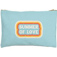 Summer Of Love Zipped Pouch