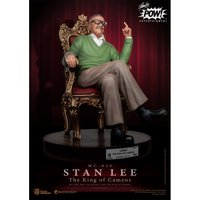 Beast Kingdom Stan Lee The Master Of Cameos Master Craft Statue