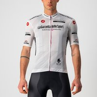 Castelli Giro d'Italia 104 Competizione Jersey - XXL - Bianco