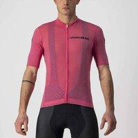 Castelli Giro d'Italia Maglia Rosa 90 Anni Jersey - M
