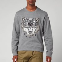 KENZO Men's Tiger Original Sweatshirt - Dove Grey - M