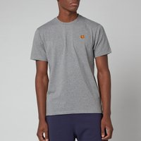 KENZO Men's Tiger Crest Classic T-Shirt - Dove Grey - S