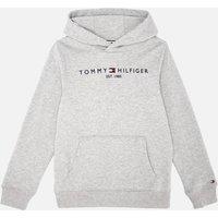Tommy Hilfiger Kids' Essential Hoodie - Light Grey Heather - 14 Years