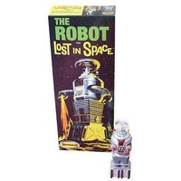 1:24 Lost in Space B9 Robot - Plastic Model Kit