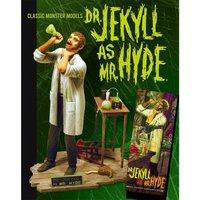 1:8 Dr. Jekyll as Mr. Hyde - Plastic Model Kit