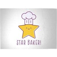 Star Baker Woven Rug - Large