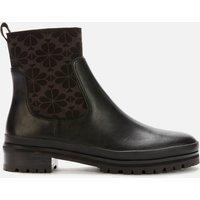Kate Spade New York Women's Josie Leather Chelsea Boots - Black - UK 4