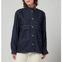KENZO Women's Denim Shirt - Ink - EU40/UK10