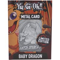 Fanattik Yu-Gi-Oh! Baby Dragon Collectible Ingot