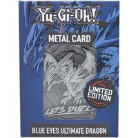 Fanattik Yu-Gi-Oh! Blue Eyes Ultimate Dragon