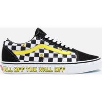 Vans X SpongeBob SquarePants Old Skool Trainers - Off The Wall - UK 5