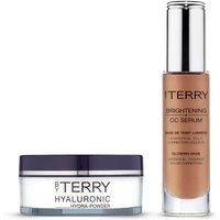 By Terry Hyaluronic Hydra-Powder y Cellularose CC Serum - No.4 Sunny Flash Bundle