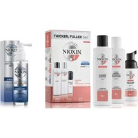 NIOXIN 3-Part System 4 Loyalty Kit for Coloured Hair with Progressed Thinning Kit